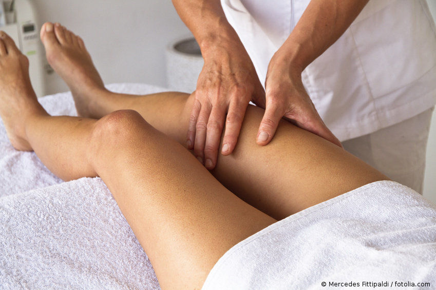 Massage Wuppertal: Ödemtherapie Lymphdrainage